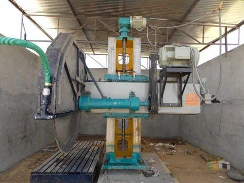 Single Pillar Stone Cutting Machine National Machine
