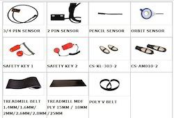Gym Equipment Spare Parts