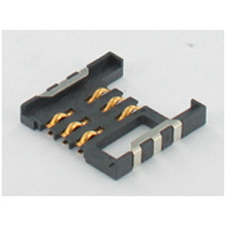 Plastic SIM Card Socket