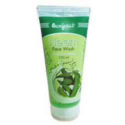 Face Wash Banjara S Neem Face Wash Exporter From Coimbatore