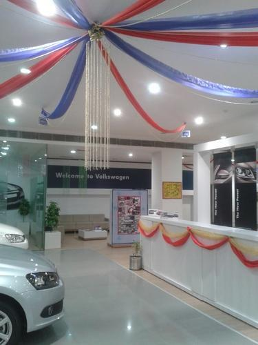 decoration service corporate decorations manufacturer from delhi