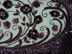 Bridal Embroidery Creation