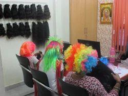 Wavy Color Hair