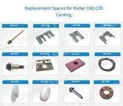 Rieter Carding Spares