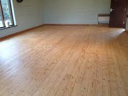 Indoor Sport Hall Wooden Flooring
