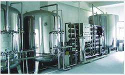 Mineral Water Treatment Plant