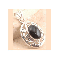 Magical Black Onyx Pendant