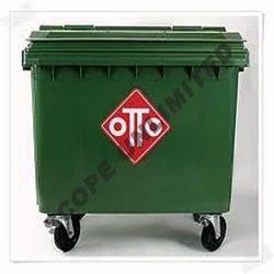 660L Garbage Bin