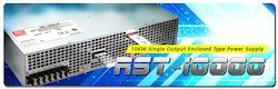 RST Series Enclosed Switching Power Supply