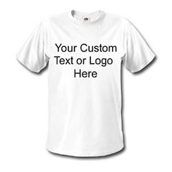898debed3460 Customized T Shirts at Rs 80 /piece | Custom T Shirt | ID: 6368150248