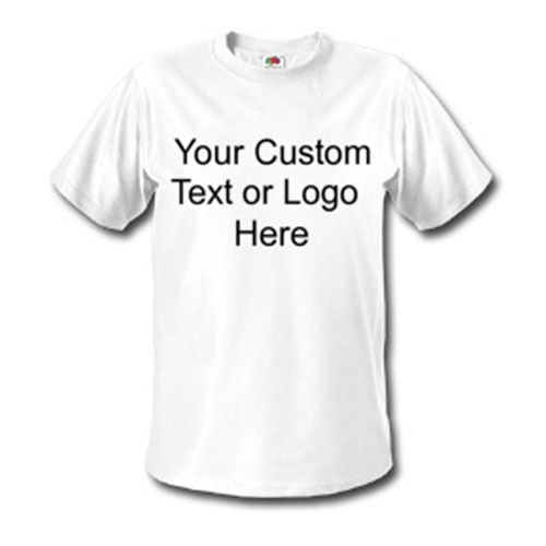 6c2a33dd Customized T Shirts at Rs 80 /piece | Custom T Shirt | ID: 6368150248