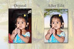 Photo Editing, Restore Old Photography Service
