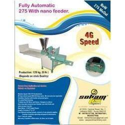 4G High Speed Agarbatti Making Machine