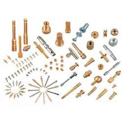 Precision CNC Milled Parts