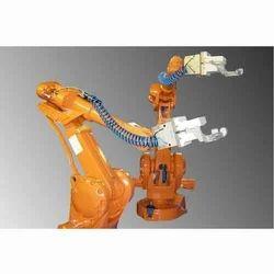 Natural Laser Based Stainless Steel Robotic System, Model Name/Number: Mbr