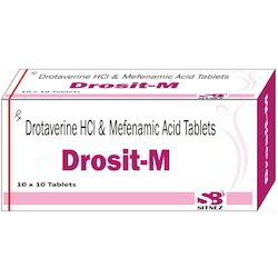 Drotaverine HD& Mefnamic Acid
