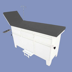 Examination Couch (Draw/Cabinet/Foot-Step