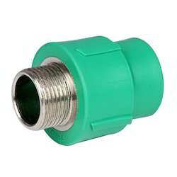 Plastic PPR Reducer Male Threaded Socket