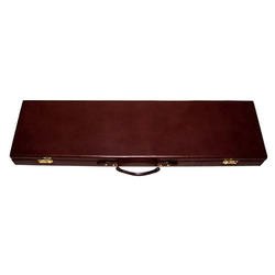 Leather Rifle Gun Case