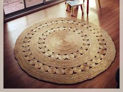 Crochet Jute Rugs