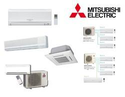 Mitsubishi Ac / Central Air Conditioner