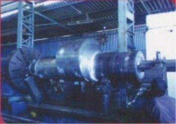 Heavy Duty Crank Shaft for Forging Industries