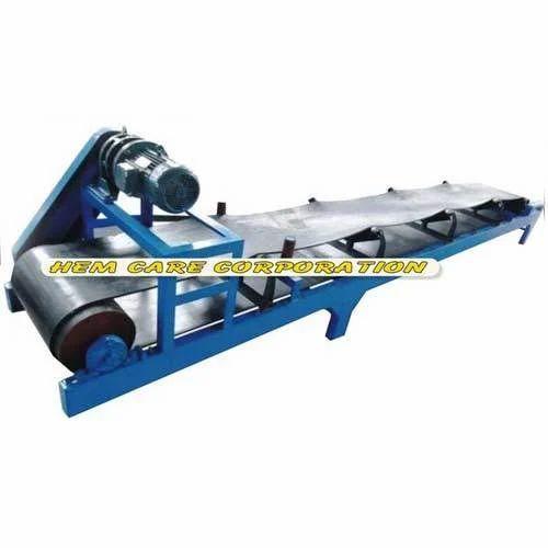 Industrial Conveyor Belt Manufacturer From Rajkot