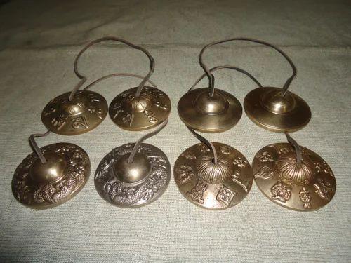 Cymbals Brass Copper Metal Handicrafts J K Handicraft In