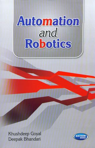 Mechanical Engineering Book Automation And Robotics S K