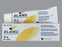 Elidel ,Pimecrolimus Cream 1%
