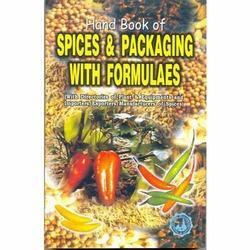 Spice Masala Packaging Formulas Book
