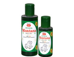 Sunny Arnica Montana Hair Oil with Jac