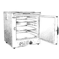 Thermostatic Hot Air Ovens Three Side Heating (Memmert Type)