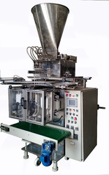 Liquor Sachets Filling Machine