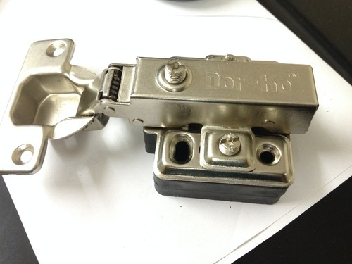 Soft Closing Hydraulic Hinge Double Rubber Soft Closing