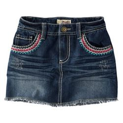 Jeans Girls Skirt