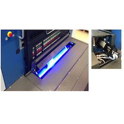 LED UV Sheetfed Inter Deck Position