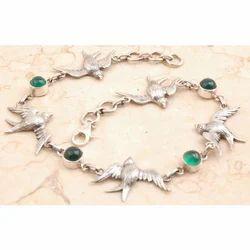 Adorable Green Onyx Bracelet