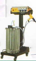 Statfield Powder Coating Equipment Magnum II, Electric, Automation Grade: Automatic