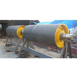 Rubber Lagging Pulleys