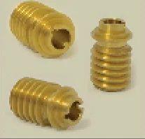 Brass Knurl