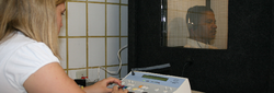Puretone Audiometry Test