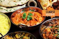 Indian Cuisine Food Service