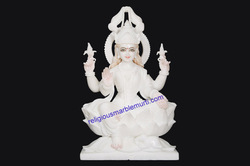Lakshmi Marble Idols