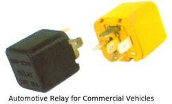 Automotive Relay for Commercial Vehicles