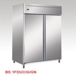 2 Door Gastronome Upright Chiller
