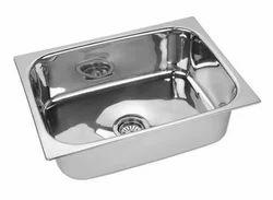 SS Under Mount Single Bowl Kitchen Sink