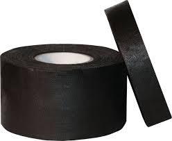 Black Cotton Friction Tape