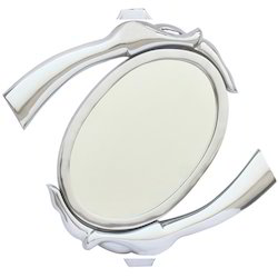 Nickel Plated Aluminum Mirror