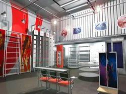 Showrooms Retails Interior Designing